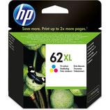 HP62XL kleur cartridge