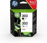 HP303 combi cartridge