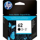 HP62 zwart cartridge