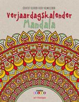 Verjaardagskalender Kleuren 'Mandala'