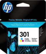 HP301 kleur cartridge