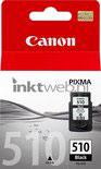 Canon 510 zwart cartridge