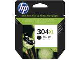 HP304XL zwart cartridge