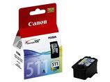 Canon 511 kleur cartridge