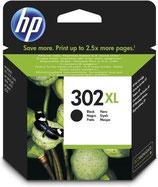 HP302XL zwart cartridge