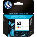 HP62 kleur cartridge