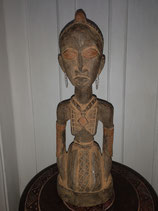 Holzfigur 1