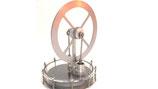 Solare a bassa temperatura Motore Stirling ~ JAJ 822