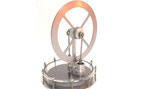 Solar Low Temperature Stirling Engine ~ JAJ 822