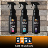 ADBL KIT QD1 + SYNTHETIC SPRAY WAX + QUICK WAX  500ML
