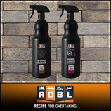 ADBL KIT TIRE AND RUBBER CLEANER 1L + VAMPIRE LIQUID 1L