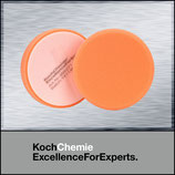 KOCH CHEMIE - ANTIHOLOGRAM PAD, ORANGE, MEDIUM, 135mm