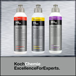 KOCH CHEMIE KIT POLISH H9.01+F6.01+M302