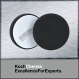 KOCH CHEMIE - FINISHING PAD, BLACK, SOFT 130mm