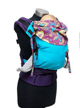 Huckepack Halfbuckle Toddler (Miettrage)