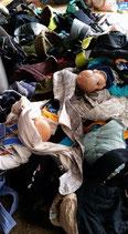 Tragehilfenworkshop - monatlich- in der Trageberatungspraxis in 48734 Reken, Feldweg 14