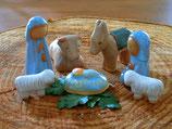 クリスマス馬小屋