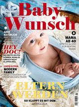 Baby Wunsch Ausgabe 2019