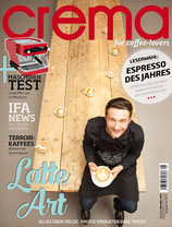 crema Magazin 36 - 05/2015
