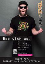 Bochum Total Festival Shirts - Überraschungsset