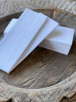 Vliespapier für Home Sugaring