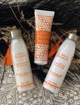 WELLNESS FÜR ZUHAUSE - Orange Blossem MINI Set Body- and Hand