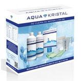 Aqua Kristal ist ein umweltfreundliches All-in-one-Produkt