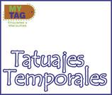 Tatuaje Temporal TT-1 Mínimo $25.000