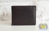 Bügel-Portemonnaie schwarz