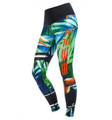 Bunte JUNGLE Leggings