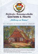 Holdorfer Heimatgeschichte Heft Nr. 5