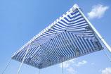 Dachplane für Zelt 2,0 x 2,0 Meter