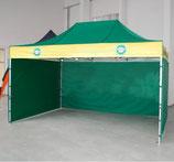 Faltzelt Alu Premium 3,0 x 6,0 Meter 40 mm
