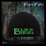 Beanie BLACK BASS