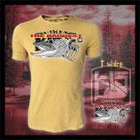 T-Shirt PIKE THE BADDEST