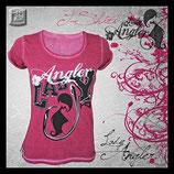 T-Shirt LADY ANGLER