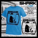 T-Shirt SHARK junior