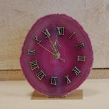 Uhr aus Achat