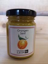 Gourmet LEON Orangen Senf