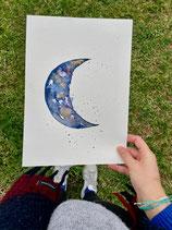 Luna spicchio