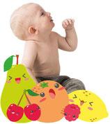 Süße Früchtchen - Beikost für Säuglinge