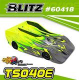TS040E - Carrozzeria Blitz per PanCar 1:8 Elettrica