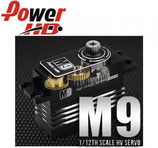 "Power HD Servocomando ""M9"" per 1:12"