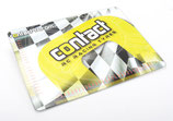 """J003 Piano di Riscontro in Vetro """"Contact"""""""