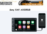 MAX-RU-CVO-Sony-Head-Unit mit DAB+ optional Apple Carplay/Android Auto