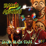 "Bawa Abudu ""Ghana Black Stars (Brazil 2014)"""