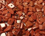 #кр698 Авантюрин синтетический коричневый крошка - 10 г