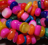 #кр1138 Разноцветный перламутр крошка - 10 г