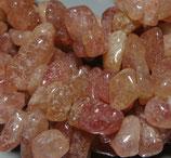 #кр1203 Солнечный камень (олигоклаз) крошка - 10 г