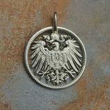 Deutschland 1 Mark Kaiseradler